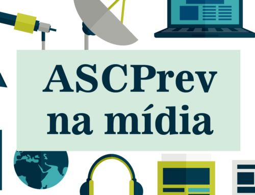 ASCPrev na mídia: Canais destacam novo diretor executivo