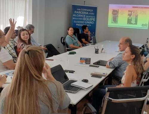Diretoria se reúne com comissão e fornecedores para planejar 11º Encontro